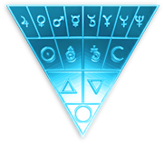 Astrological Theory of Everything - Pyramid
